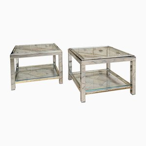Console Tables, 1970s, Set of 2