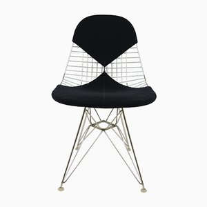 Model DKR-2 Wire Chair by Charles & Ray Eames for Herman Miller, 1960s