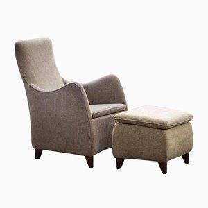 Vintage Senta Armchairs by Gerard van den Berg for Wittmann, Set of 2