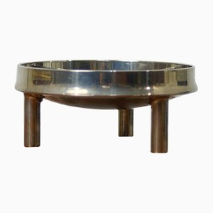 Mid-Century Bowl by Ceasar Stoffi & Fritz Nagel for BMF, 1960s