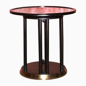 Mid-Century Austrian Model Fledermaus Side Table by Josef Hoffmann for Wittmann