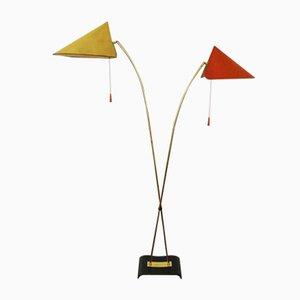 Italian Floor Lamp, 1950s