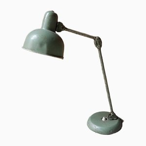 Vintage Industrial Table Lamp, 1940s