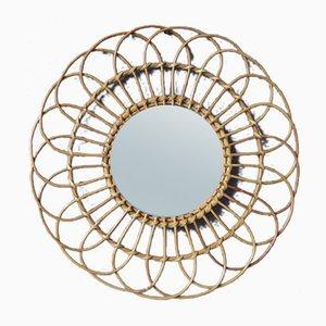 Mid-Century Sunburst Mirror, 1960s