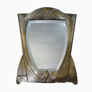 Large Art Nouveau Dressing Mirror from WMF, 1906