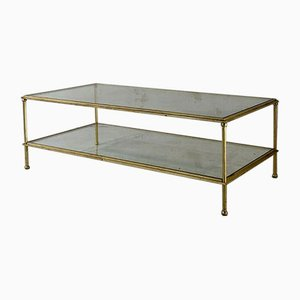 Shabby Chic Coffee Table from Maison Ramsey, 1960s