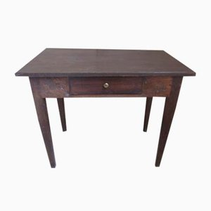 Antique Chestnut Table