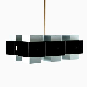 Vintage Chandelier Selectra by Hans-Agne Jakobsson for Markaryd