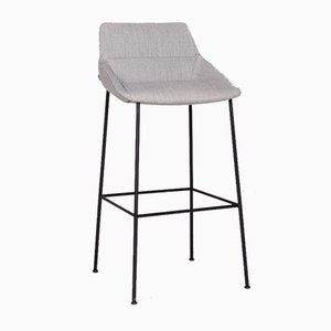 Gray Dunas XS Fabric Armchair from Inclass