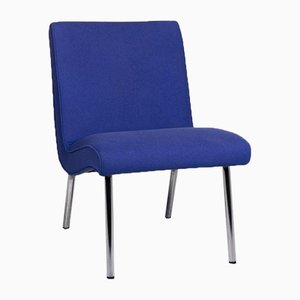 Blue Vostra Fabric Armchair from Walter Knoll