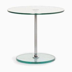 Silver and Glass 1010 Coffee Table from Draenert