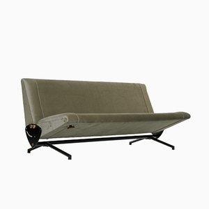 Canapé D70 par Osvaldo Borsani pour Tecno, 1954