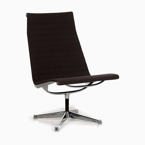 Grey Fabric EA 116 Armchair from Vitra