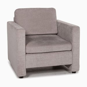 Grey Alba Fabric Armchair by Roland Meyer-Brühl for Brühl & Sippold