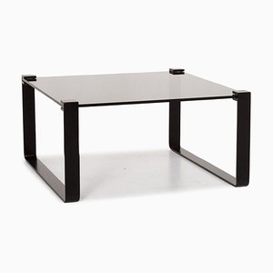 Gray Anthracite Glass K 830 Coffee Table from Ronald Schmitt
