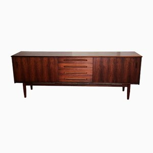Rosewood Model Cortina Sideboard by Nils Jonsson for Hugo Troeds, 1960s