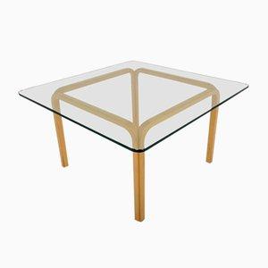Table Basse Modèle Y805 Vintage par Alvar Aalto, Finlande, 1980s