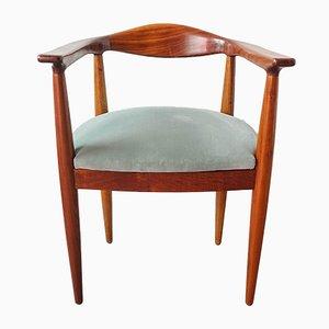 Chaises d'Appoint Style Hans Wegner, Portugal, 1960s, Set de 4
