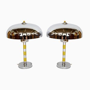 Dome Lamps, Set of 3