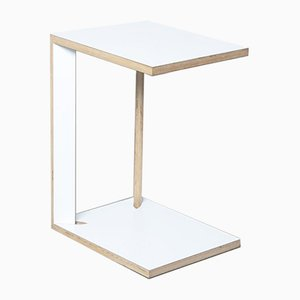 White Side Incidental Table by Josha