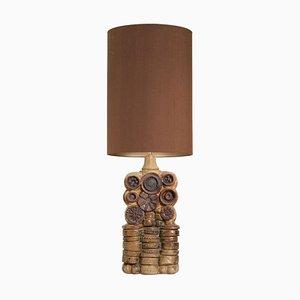 Ceramic Table Lamp by Bernard Rooke, 1960s