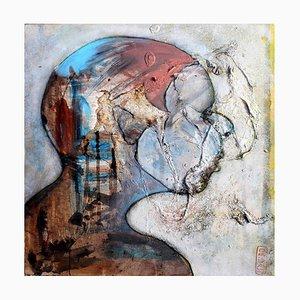 Blue Symphony by Delphine Rivals, 2019