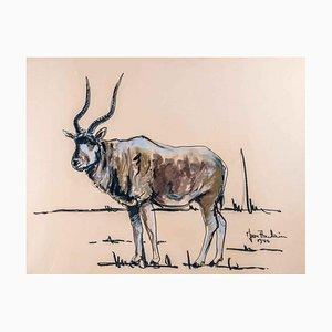 Antelope Kobo by Jean Poulain, 1940