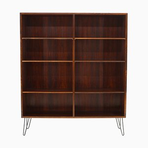 Rosewood Bookcase from Omann Jun, 1960s