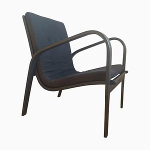 Mid-Century Armchair in Style of Kropacek and Kozelka, 1970s