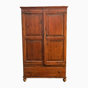 Antique Pinewood Cabinet, 1800s