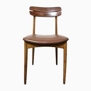 Chaises de Salon, Danemark, 1960s, Set de 6