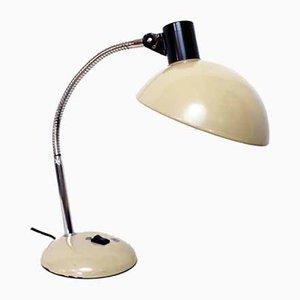 Industrielle Mid-Century Tischlampe von Sarlam