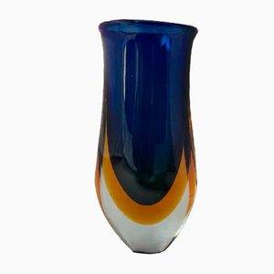 Murano Glass Vase, 1950s