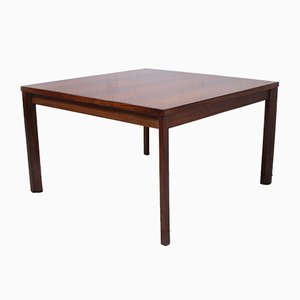 Mid-Century Modern Danish Rosewood Coffee Table, 1970s