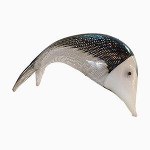 Sculpture Happy Dolphin par Franco Valmarana pour Vetrarti, 1970s