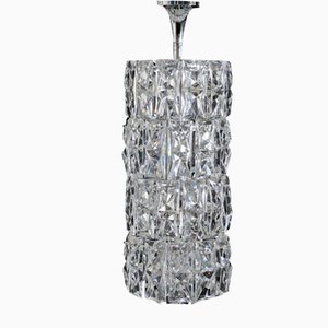 Vintage Italian Murano Glass Pendant Lamp