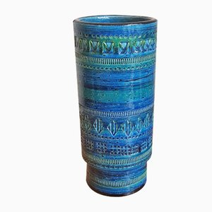 Mid-Century Modell 711 Vase von Aldo Londi für Bitossi
