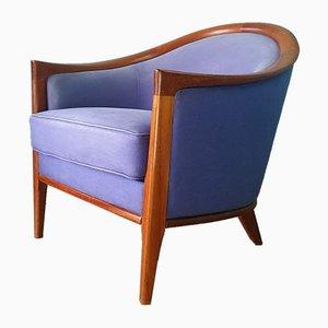 Schwedischer Sessel von Ferdinand Lundquist, 1960er