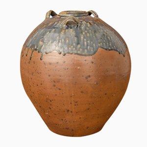 Vintage Vase von Claude Varlan, 1970er