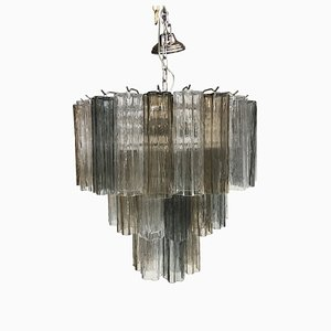 Tronchi Sputnik Murano Glass Chandelier from Italian Light Design