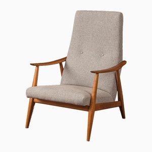 Beech Armchair, 1960s