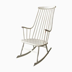 Rocking Chair par Lena Larsson pour Nesto, 1960s