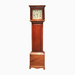 Small Antique Cottage Longcase Clock from Benjamin Field of Tunbridge Wells