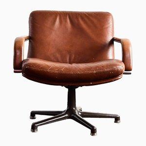 Model 384 Boardroom Swivel Chair by Geoffrey Harcourt for Artifort, 1960s
