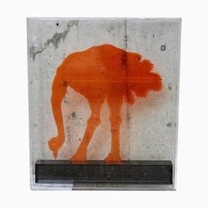 Plexiglas Skulptur von Gino Marotta, 1960er