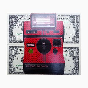 Red Pola by Death NYC, 2017