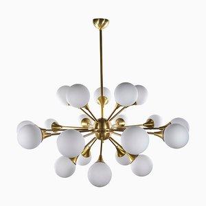 Vintage Sputnik Ceiling Lamp