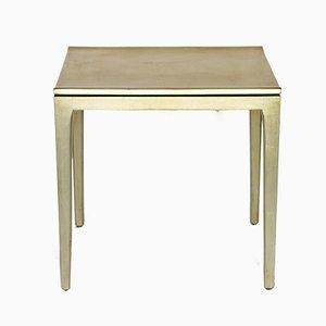 Tavolino dorato, inizio XX secolo