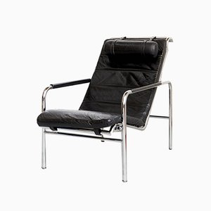 Genni Chaise Lounge by Gabriele Mucchi for Zanotta, 1980s