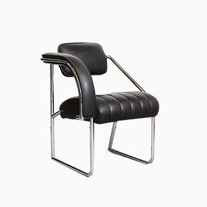 Modell Non Conformist Sessel von Eileen Gray für Vereinigte Werkstätten Collection, 1980er